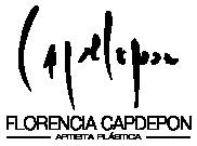 Florencia Capdepon   Artista Plástica  
